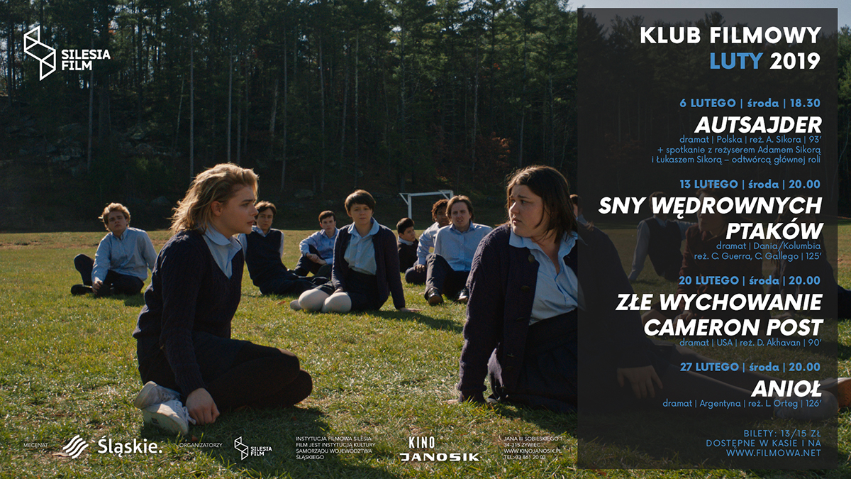 KLUB FILMOWY JANOSIKA