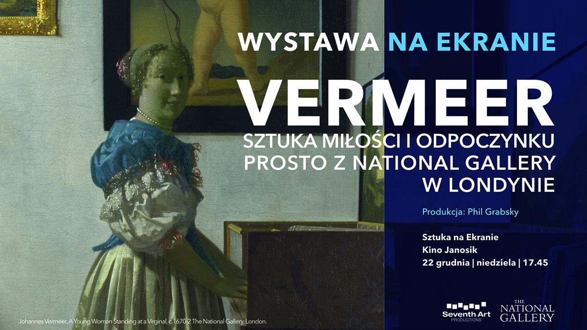 Sztuka na Ekranie: Vermeer i muzyka. Sztuka miłości i odpoczynku z The National Gallery w Londynie