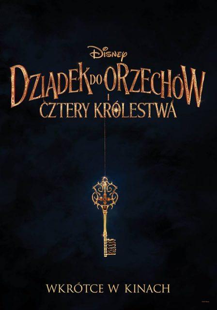 Dziadek Do Orzechów i Cztery Królestwa [2D dubbing]