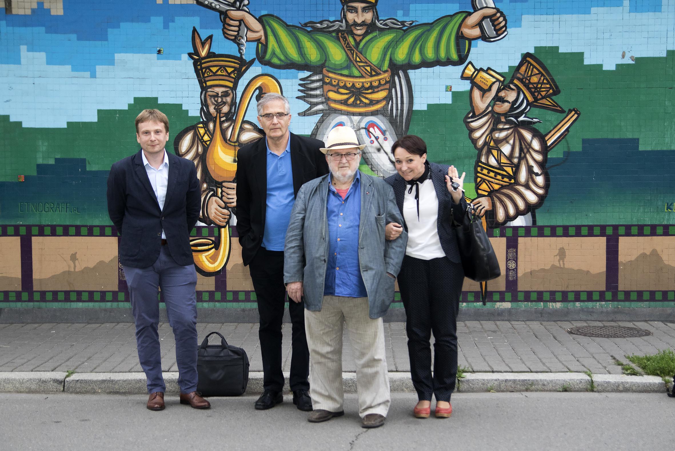 """""""Sól ziemi czarnej"""" + spotkanie z Kazimierzem Kutzem i Olgierdem Łukaszewiczem"""