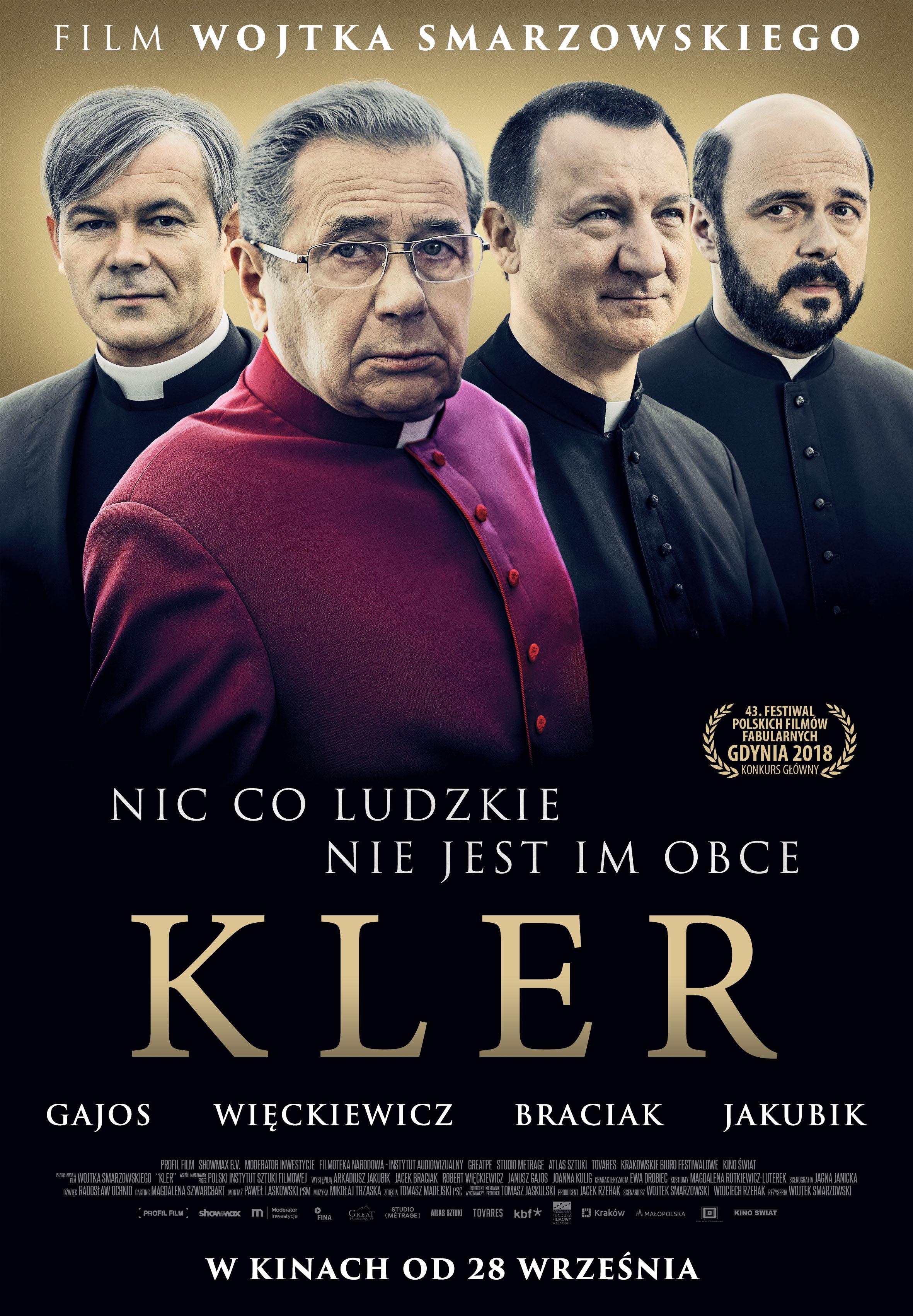 Janosikowy Klub Seniora: Kler