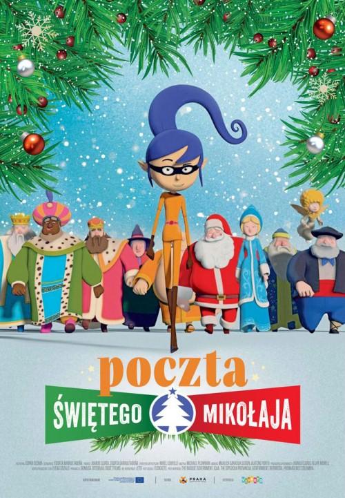 Janosik Dzieciom: Poczta Świętego Mikołaja