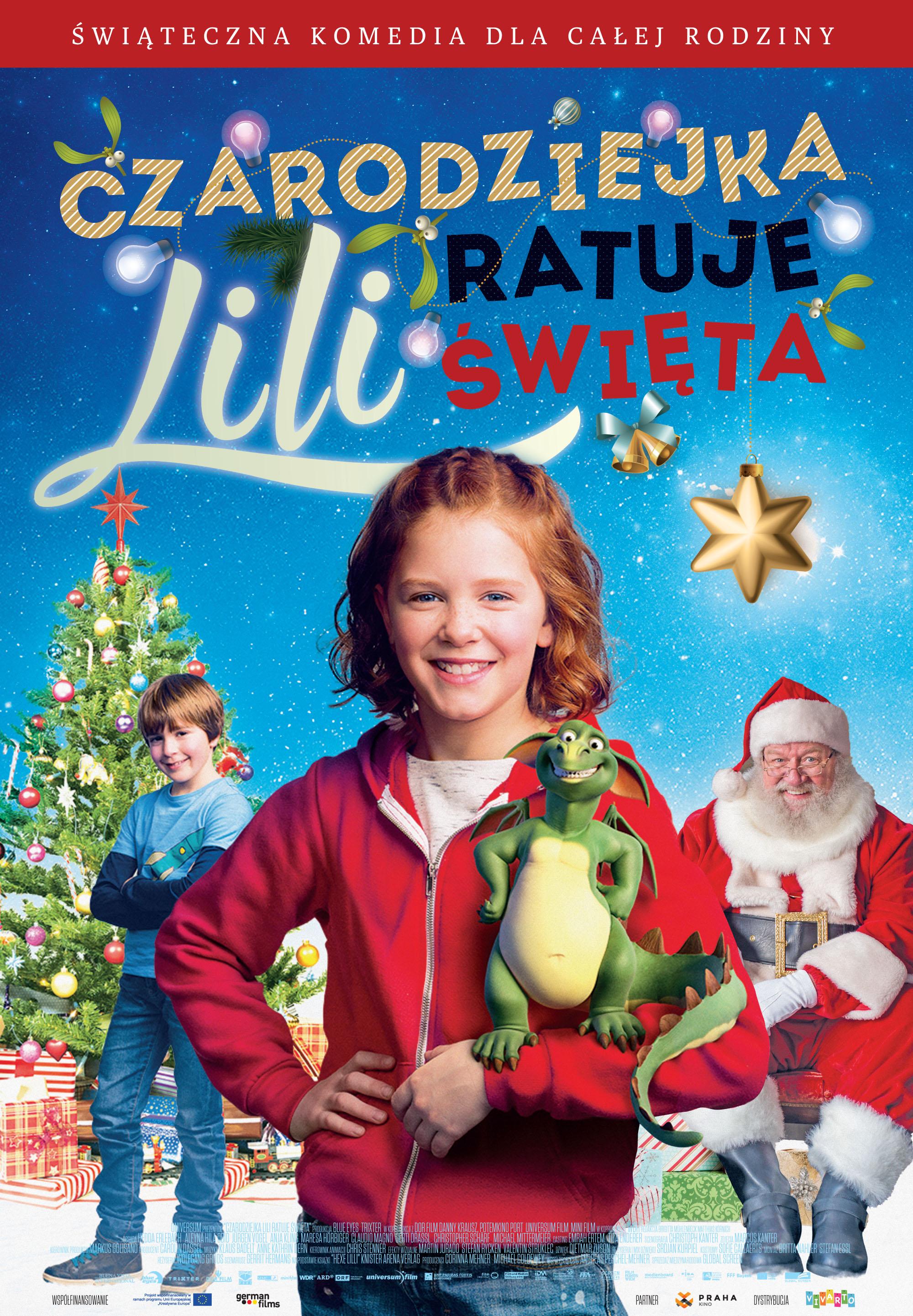 Czarodziejka Lili ratuje Święta