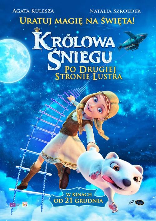 Janosik Dzieciom: Królowa Śniegu: Po Drugiej Stronie Lustra [2D dubbing]