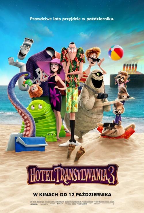 Ferie po zbóju: Hotel Transylwania 3 [2D dubbing]