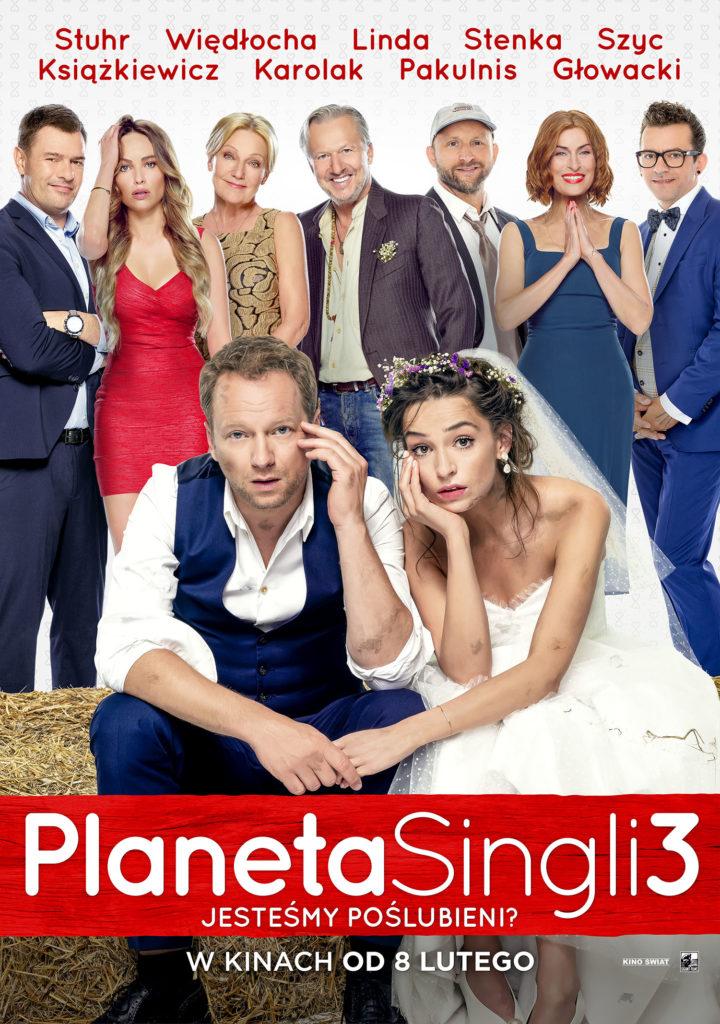Walentynkowy wieczór: Planeta Singli 3