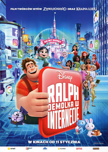 Ralph Demolka W Internecie [3D dubbing]