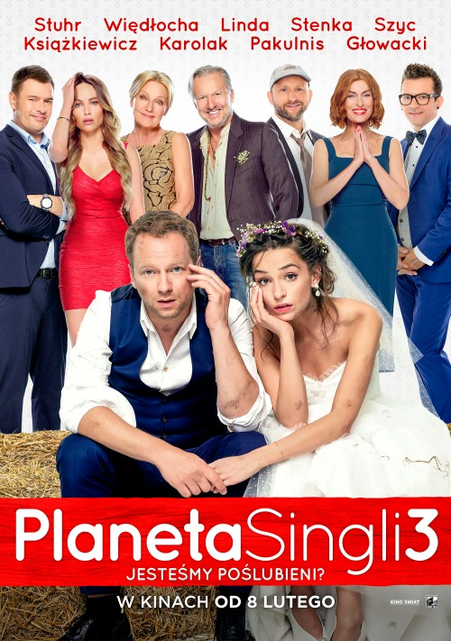 Janosikowy Klub Seniora: Planeta Singli 3