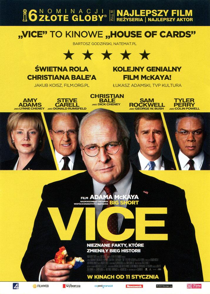 Klub Filmowy Janosika: Vice