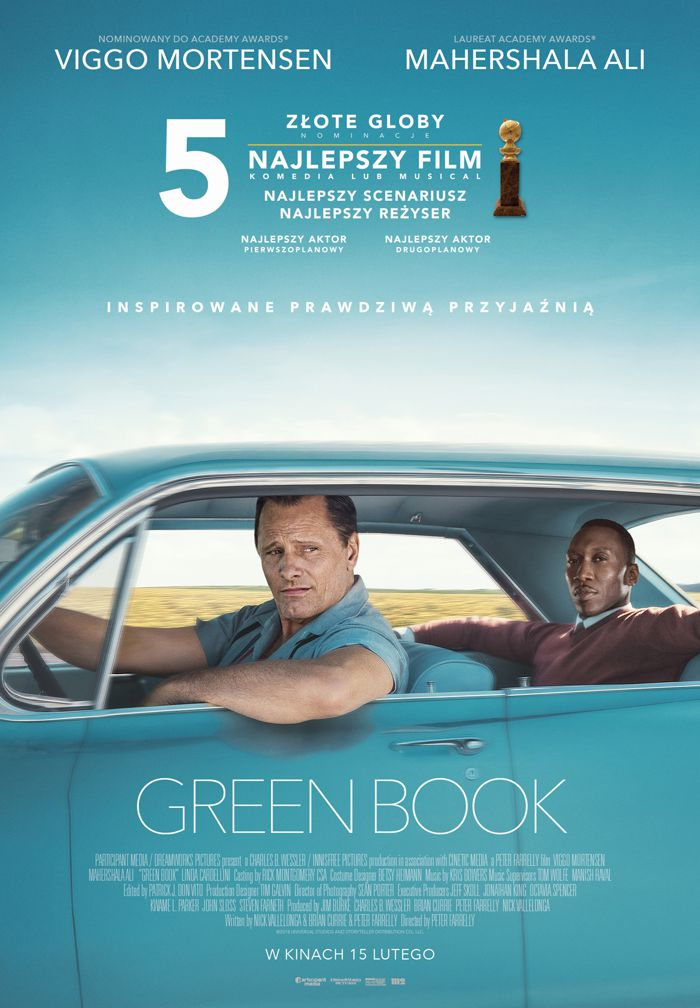 Janosikowy Klub Seniora: Green Book