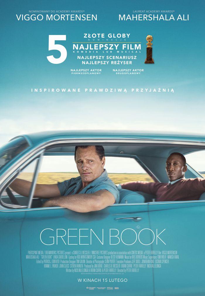 Janosikowy Klub Seniora: Green Book
