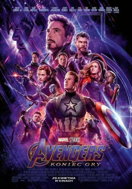 Avengers: Koniec Gry [2D napisy]