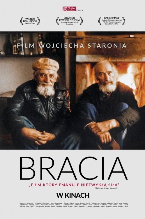 Klub Filmowy Janosika: Bracia + spotkanie z Małgorzatą i Wojciechem Staroniami