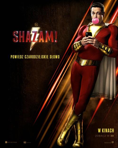 Shazam! [2D dubbing]