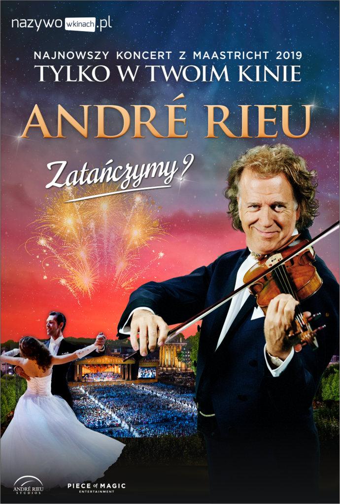SZTUKA NA EKRANIE: André Rieu. Zatańczymy?