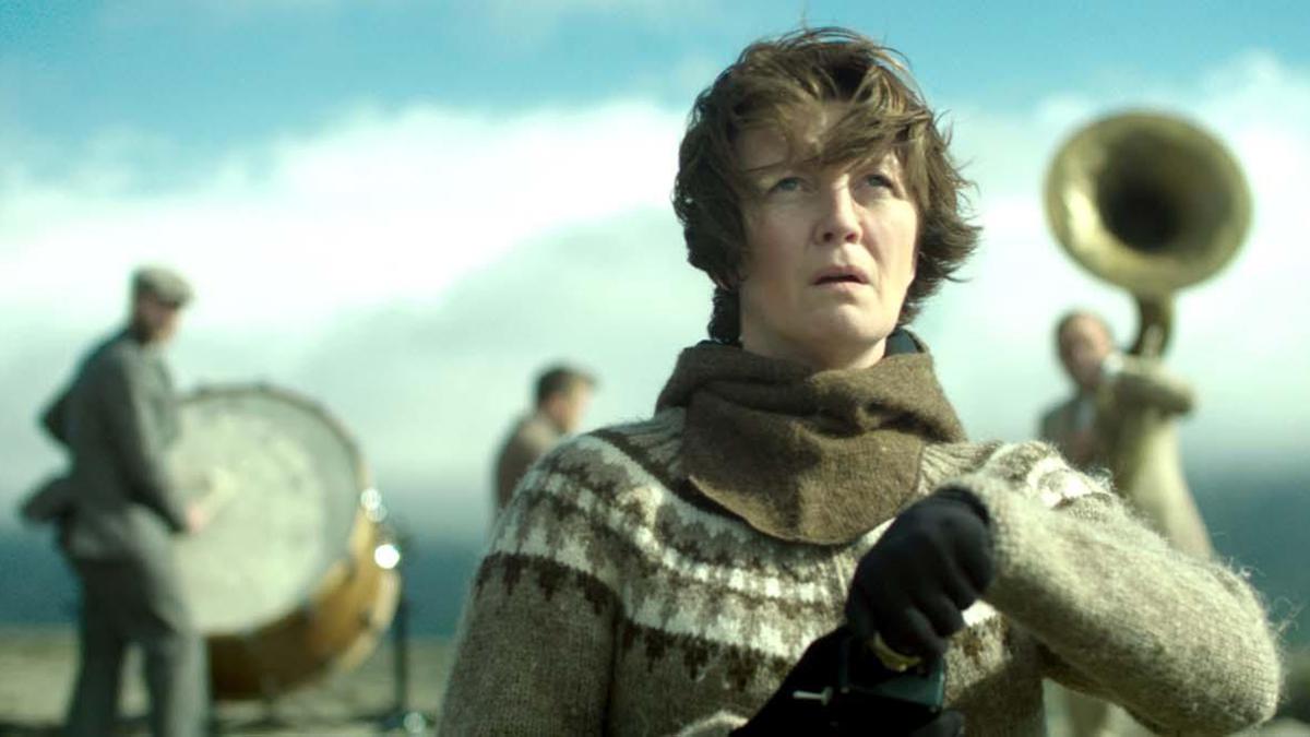 Klub Filmowy Janosika: Kobieta idzie na wojnę