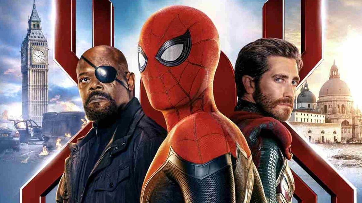 Spider-Man: Daleko od domu, 2d napisy