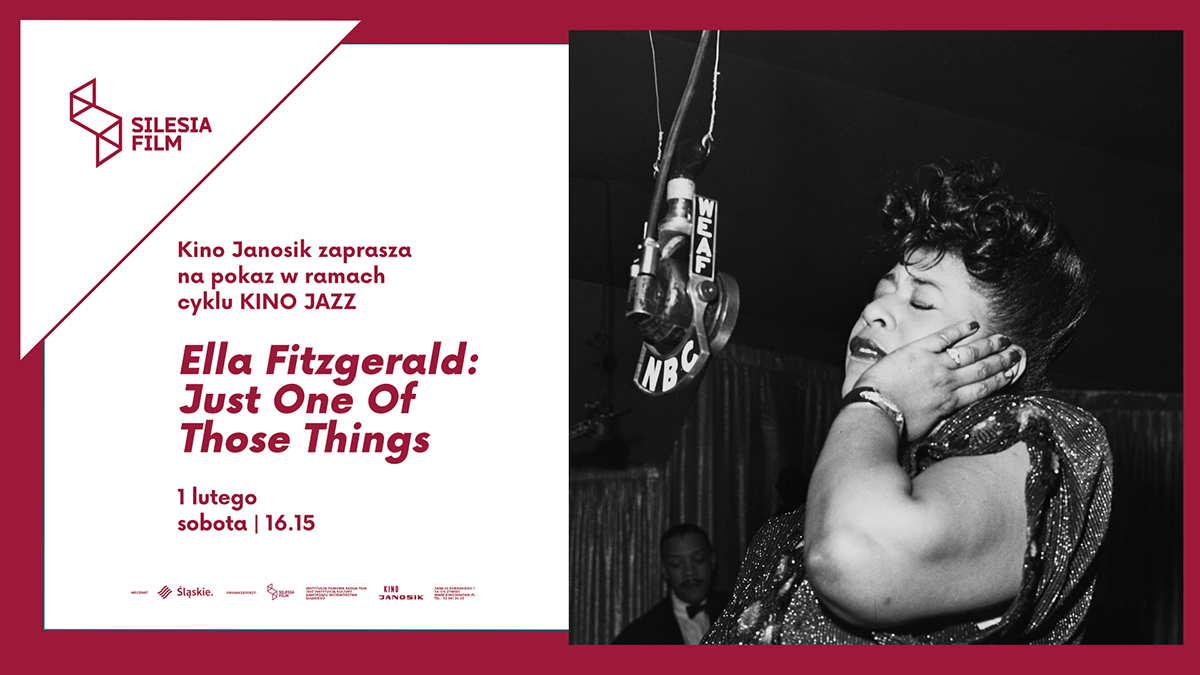 Kino Jazz: Ella Fitzgerald: Just One of Those Things