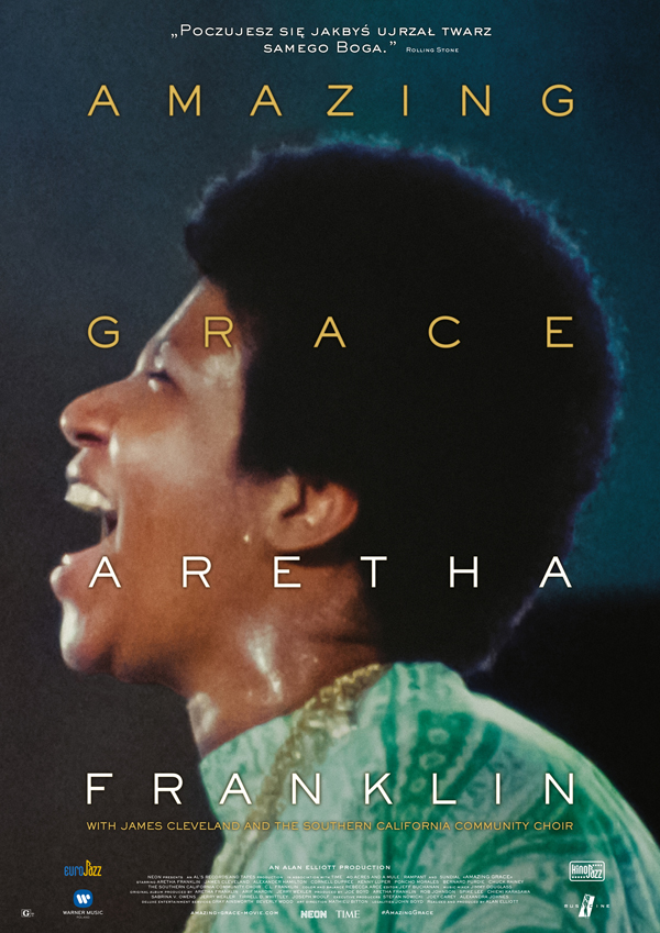 Kino Jazz: Amazing Grace: Aretha Franklin