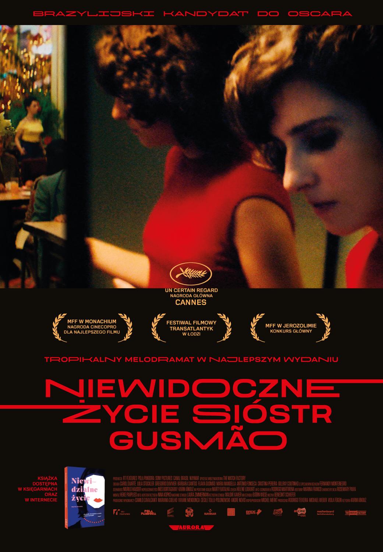 Klub Filmowy Janosika: Niewidoczne życie sióstr Gusmao