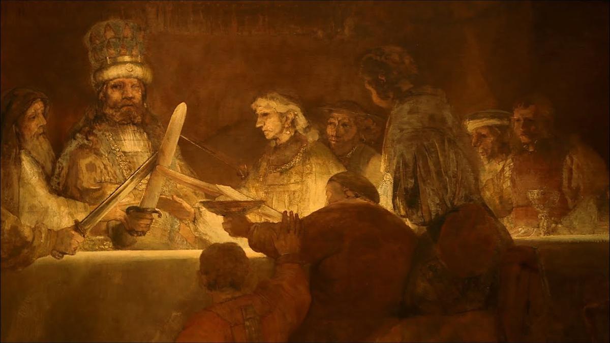 Sztuka na Ekranie: REMBRANDT z The National Gallery w Londynie i Rijksmuseum w Amsterdamie