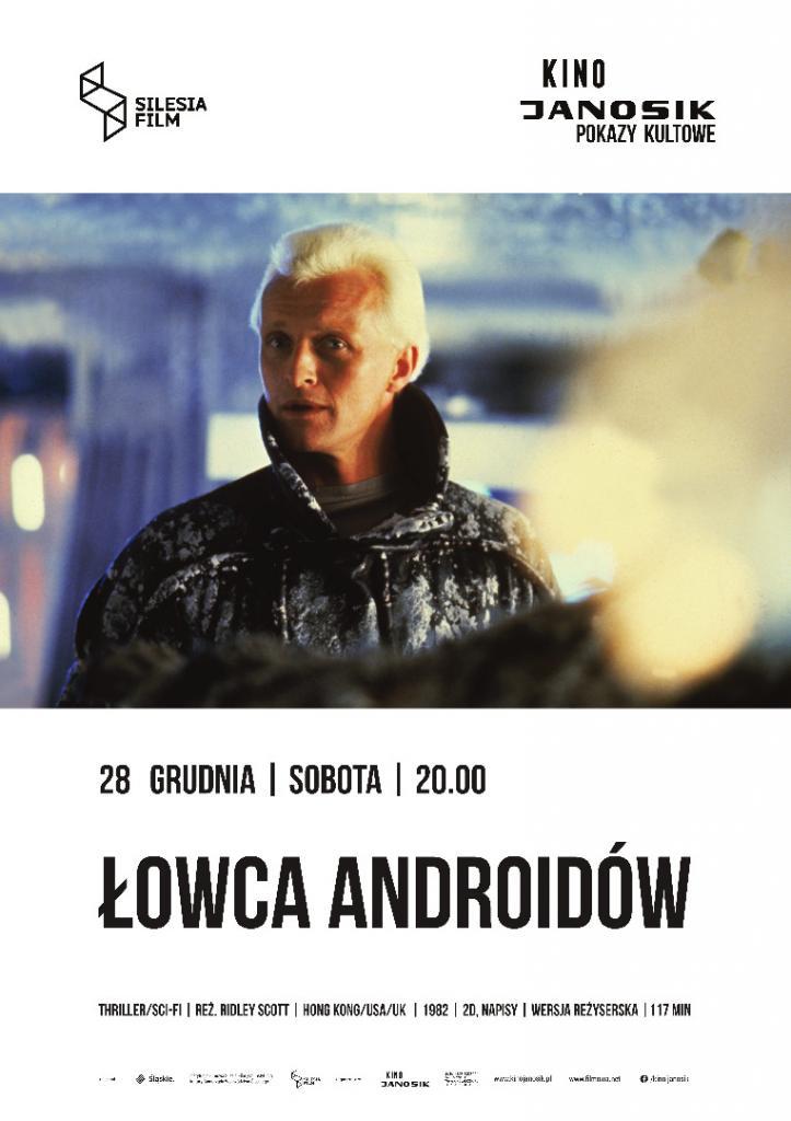 Kultowy Janosik: Łowca Androidów wersja reżyserska