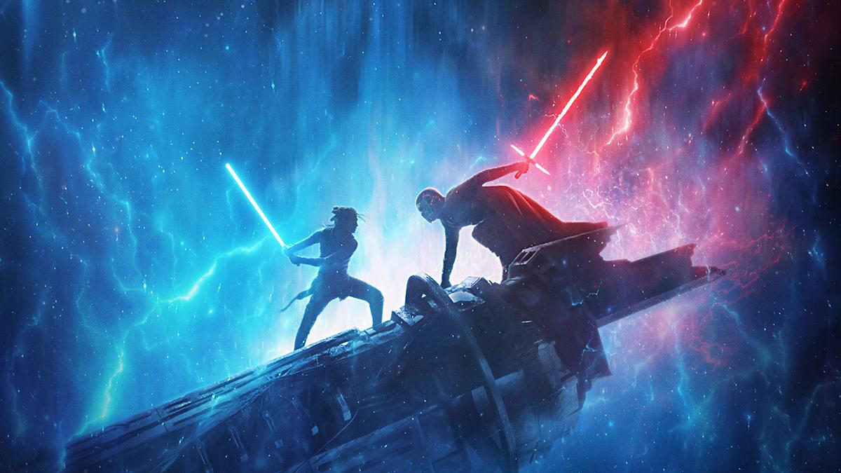 Gwiezdne Wojny: Skywalker. Odrodzenie [2D napisy]