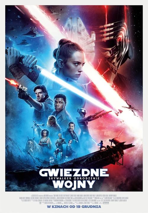 Gwiezdne Wojny: Skywalker. Odrodzenie [3D dubbing]