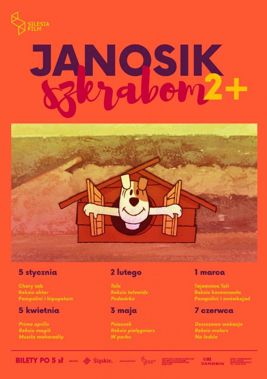 Janosik Szkrabom: Tola, Reksio telewidz, Podwórko