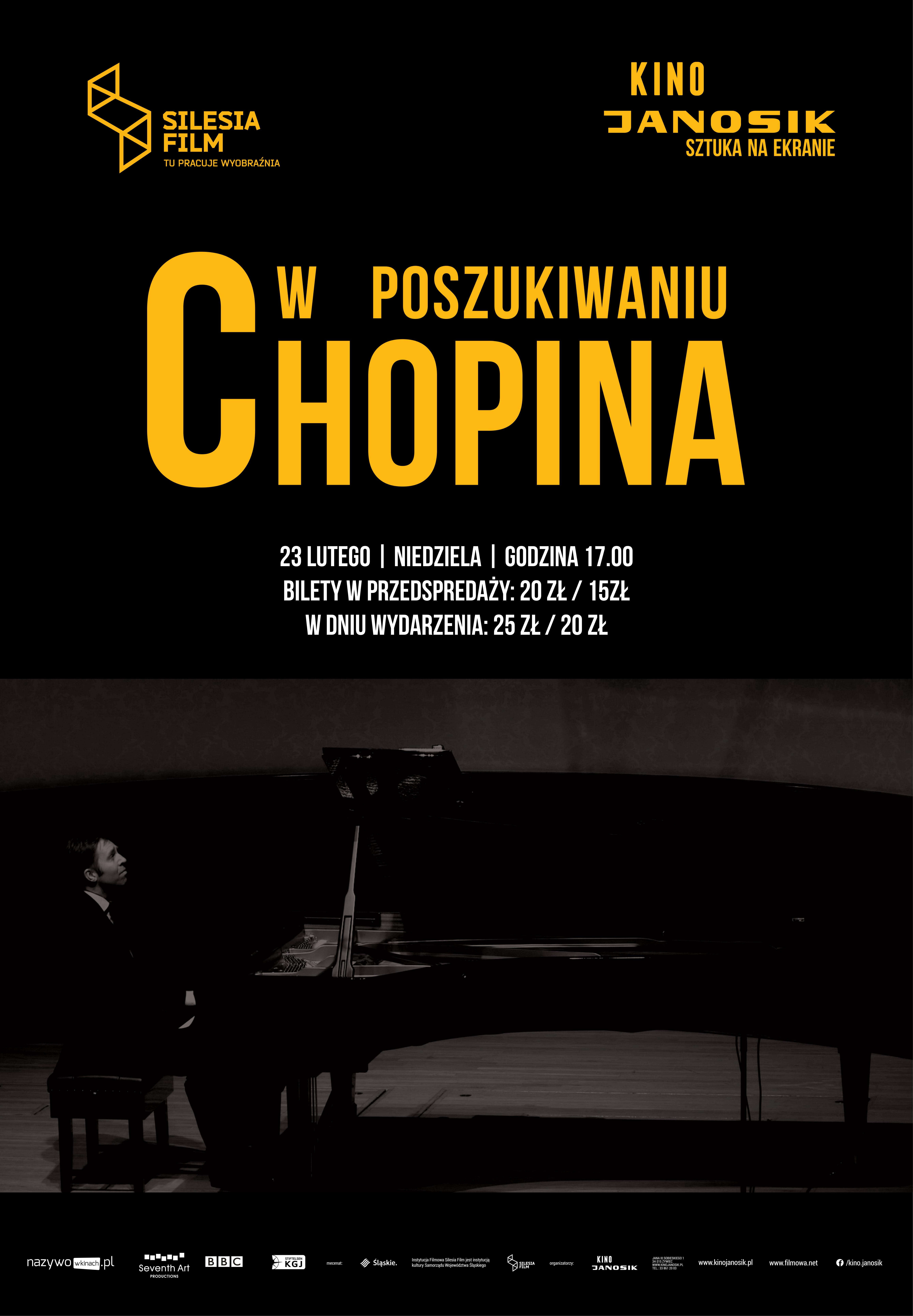 Sztuka na Ekranie: W poszukiwaniu Chopina