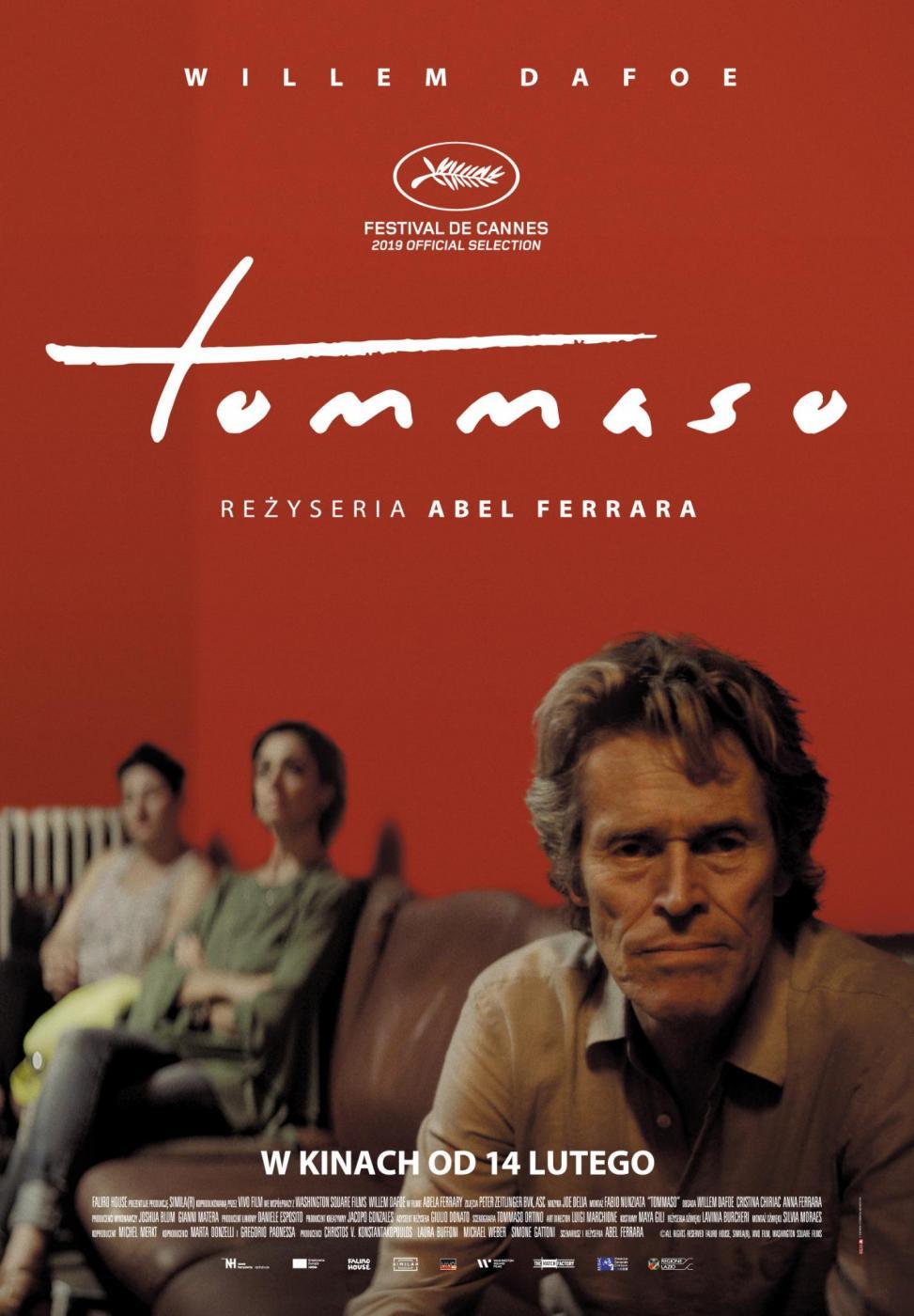Klub Filmowy Janosika: Tommaso