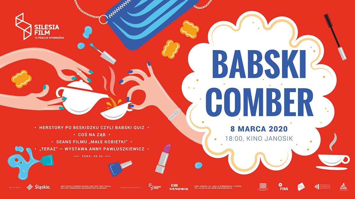 Babski Comber: Małe kobietki