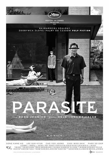 Tydzień z Oscarami: Parasite (wersja czarno-biała)