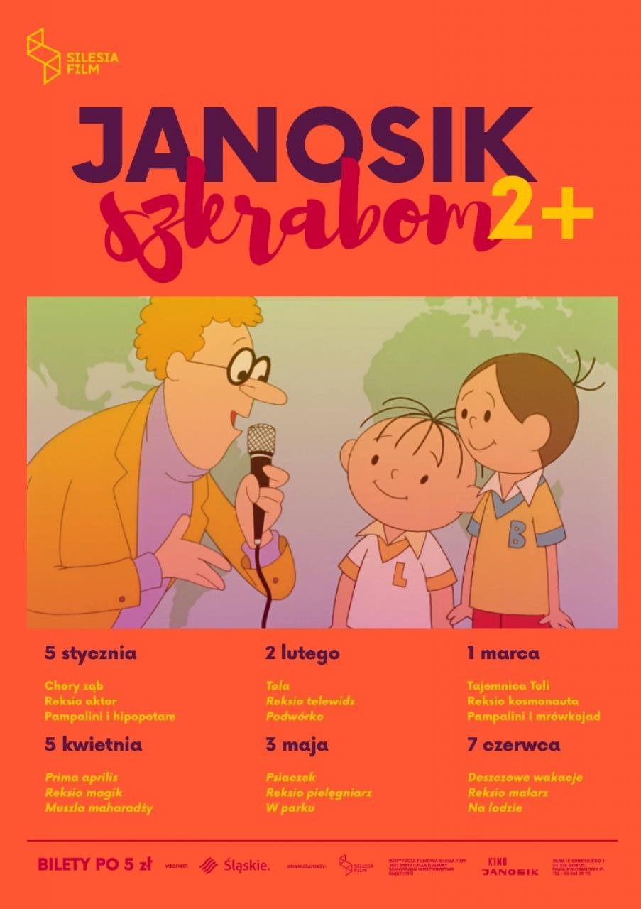 Janosik Szkrabom: Tajemnica Toli, Reksio kosmonauta, Pampalini i mrówkojad