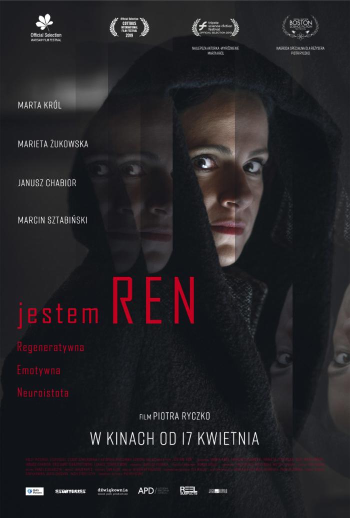Klub Filmowy Janosika: Jestem REN