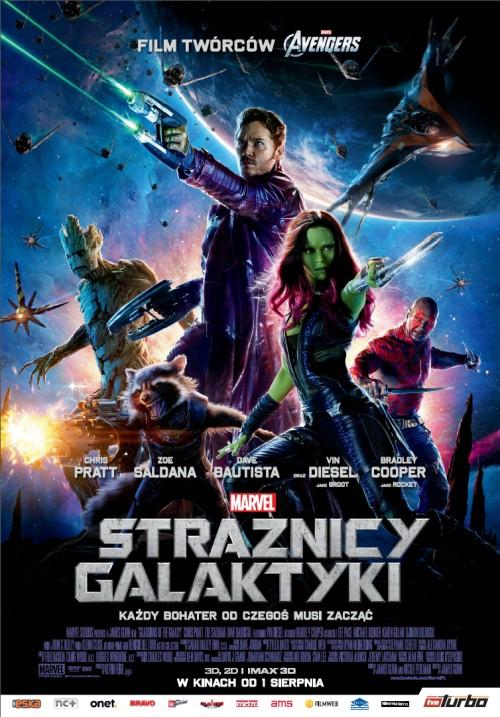 Strażnicy Galaktyki Vol. 1 [dubbing]
