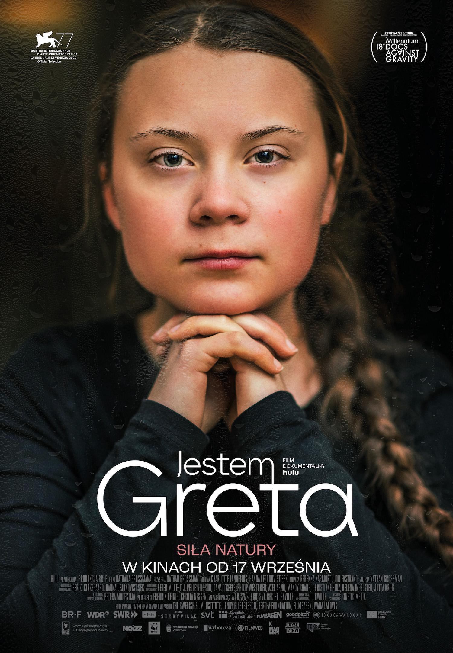 Czyste Beskidy: Jestem Greta