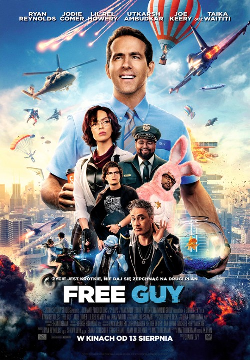 Free Guy / dubbing